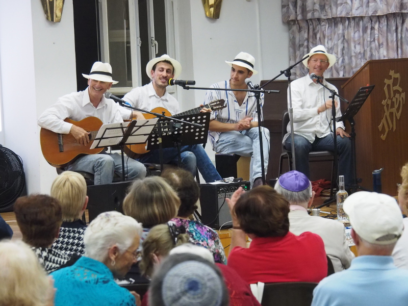 ab Birnbaum singers
