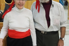 b01 Purim 2017 Edith & Baruch
