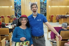 b01 Purim 2017 Alan & Marsha