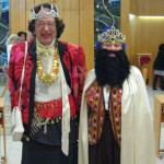 Morrie and Lenore, Purim 2014